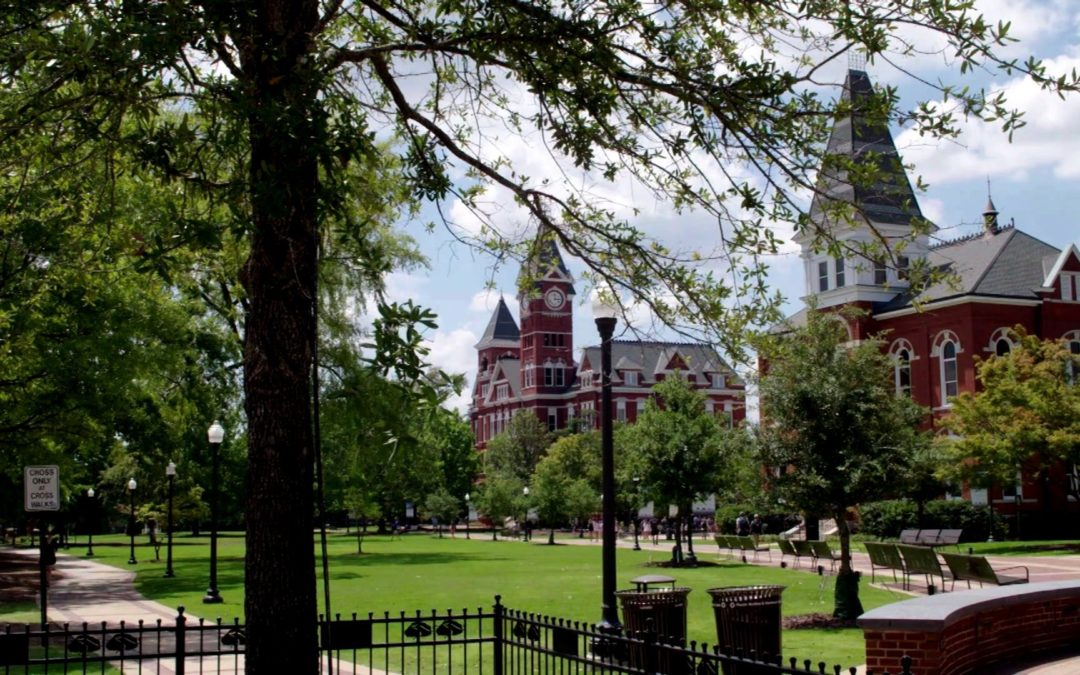 A Brief History of Auburn University